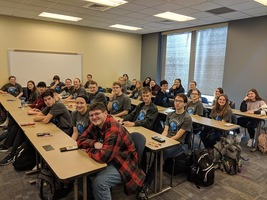​OHS STEM students participate in Eastern University's Academic Challenge