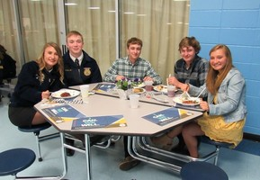Olympia FFA Honors Members at Chapter Banquet