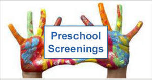 Preschool/DIAL Screening Information