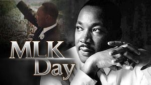 MLK Day - No School