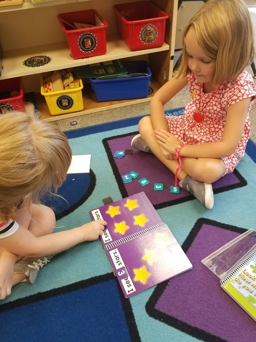 Counting is so much more fun with a friend!