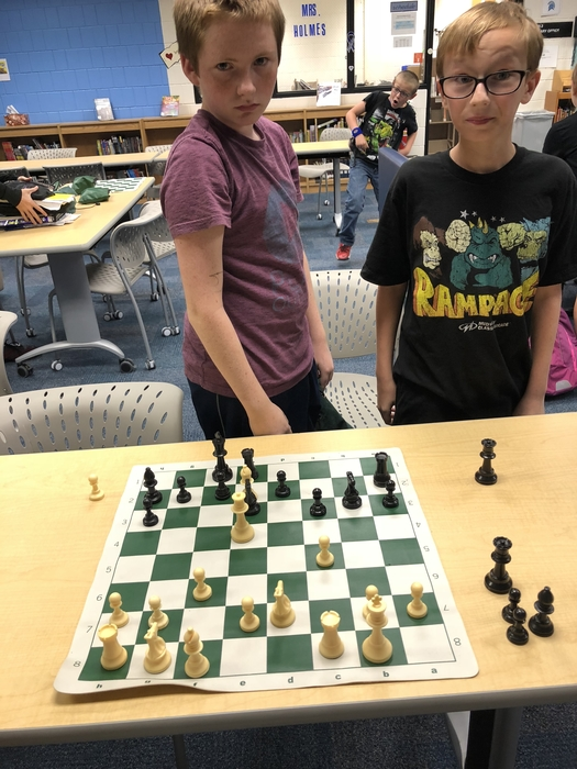 OMS Chess Club