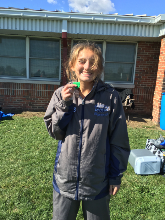 Savanah Beavers 5th place at Farmington XC Regional