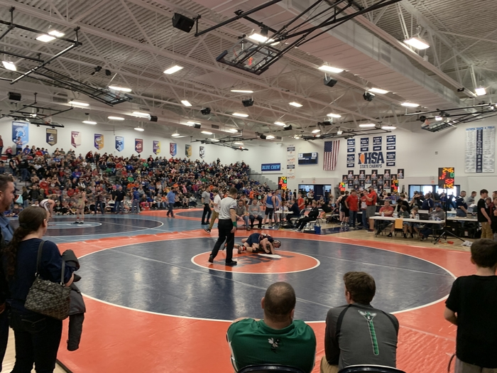 Ms Wrestling Meet