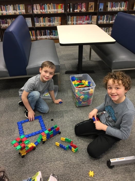 Building with Click Blocks