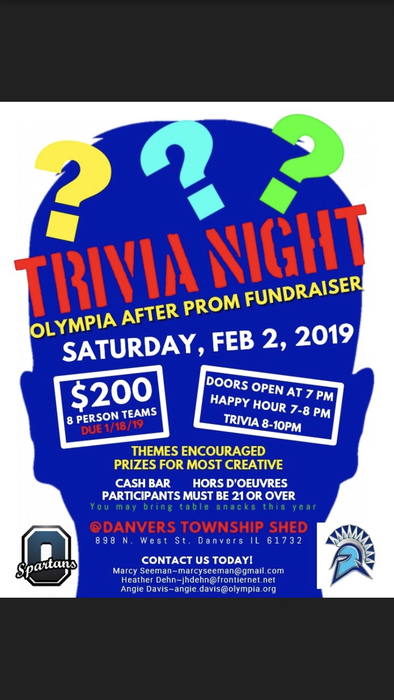 AfterProm fundraiser this weekend!