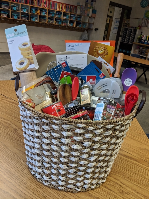 3rd Grade Family Fun Basket