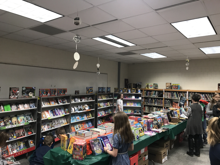 Book Fair preview