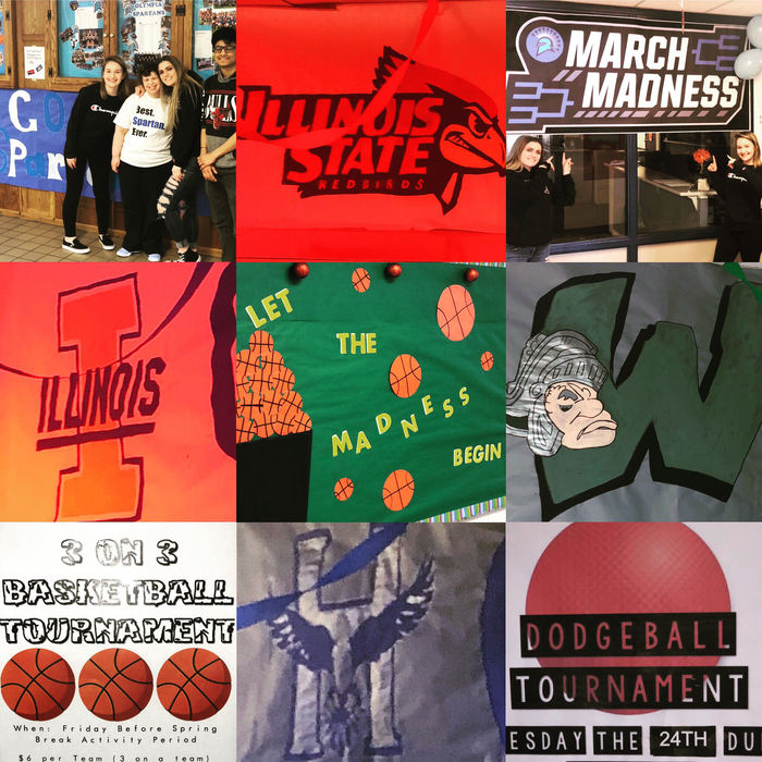 March Madness Week 2019