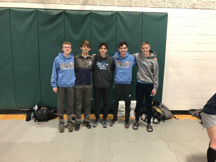 Charlie & the 4x800 at Illinois Top Times