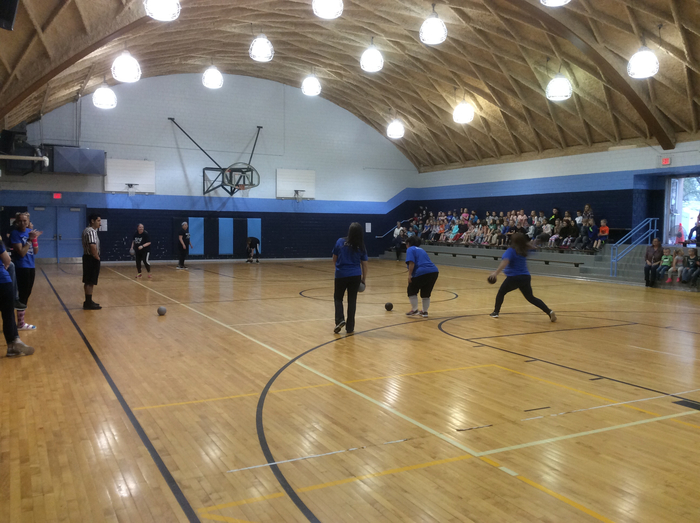 Teacher Dodgeball