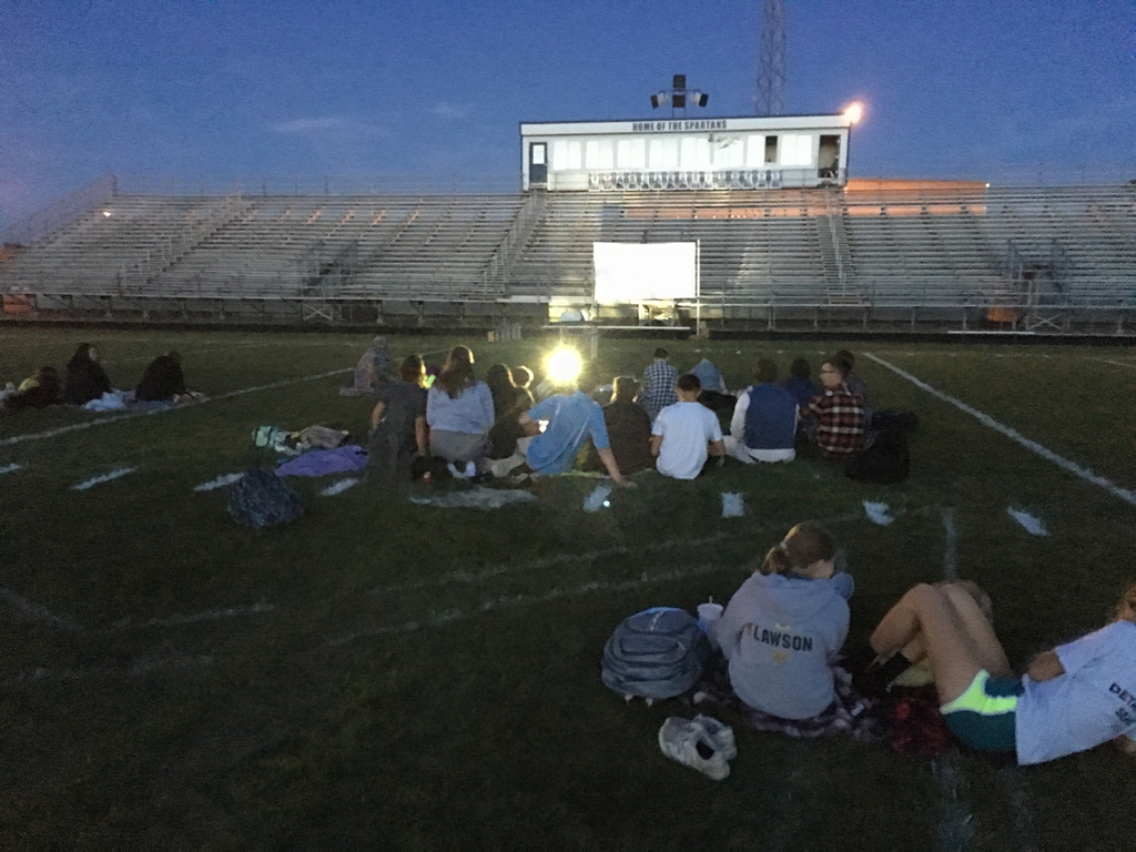 Movie on field