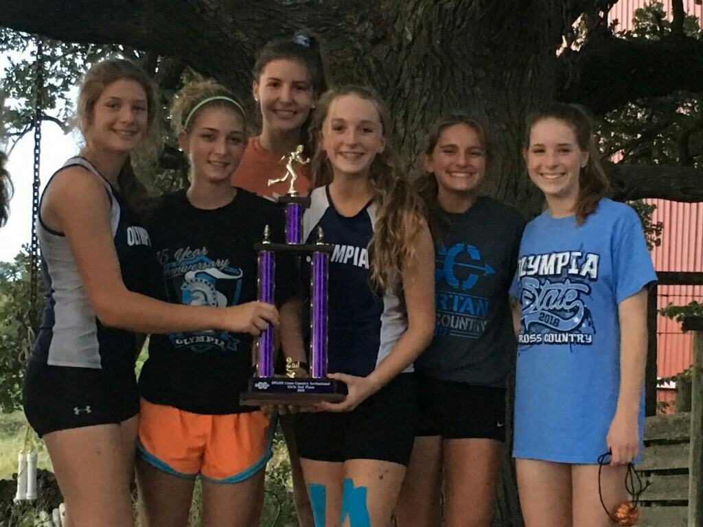 Girls CC Team