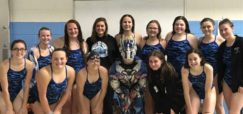 Girls Swim Team