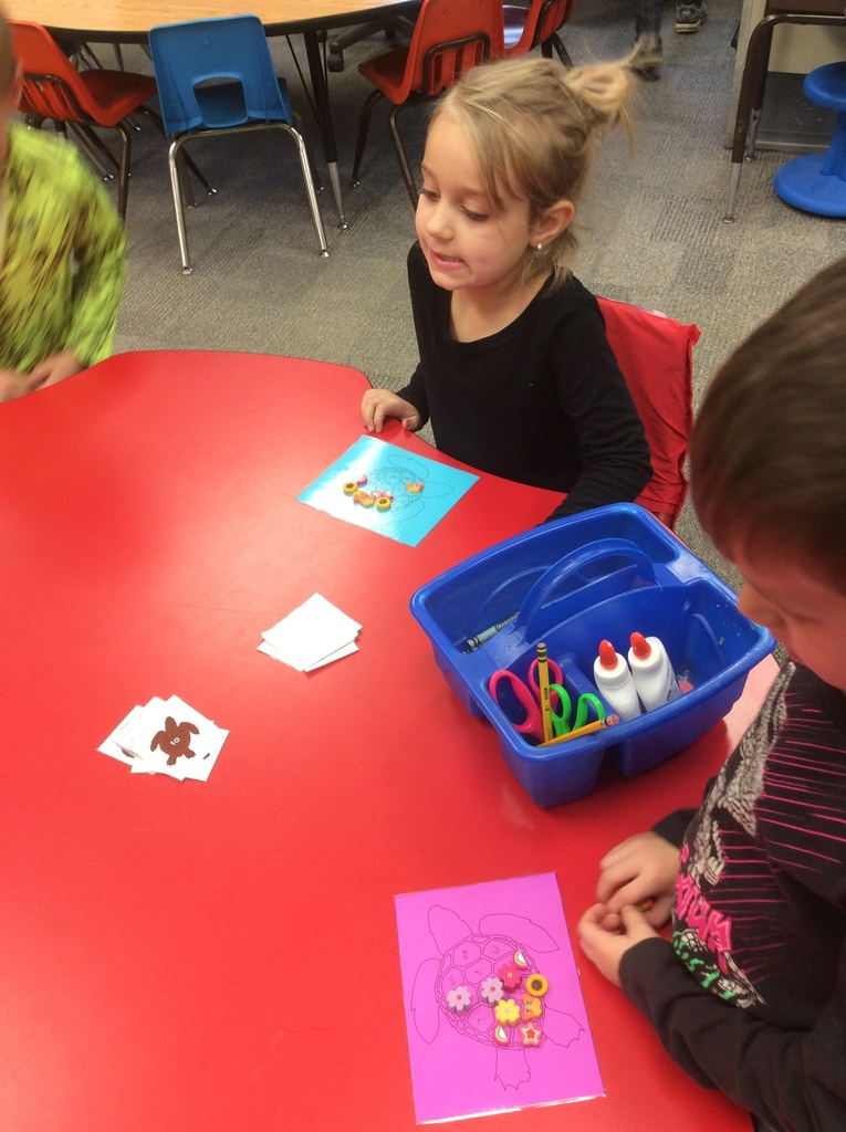 Turtle sight word game