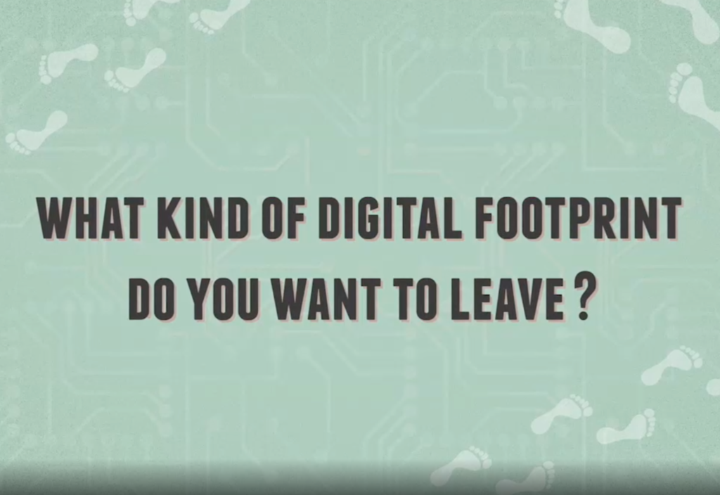 What Digital Footprint?