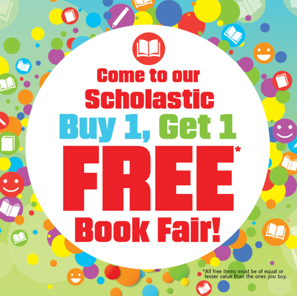 BOGO Book Fair