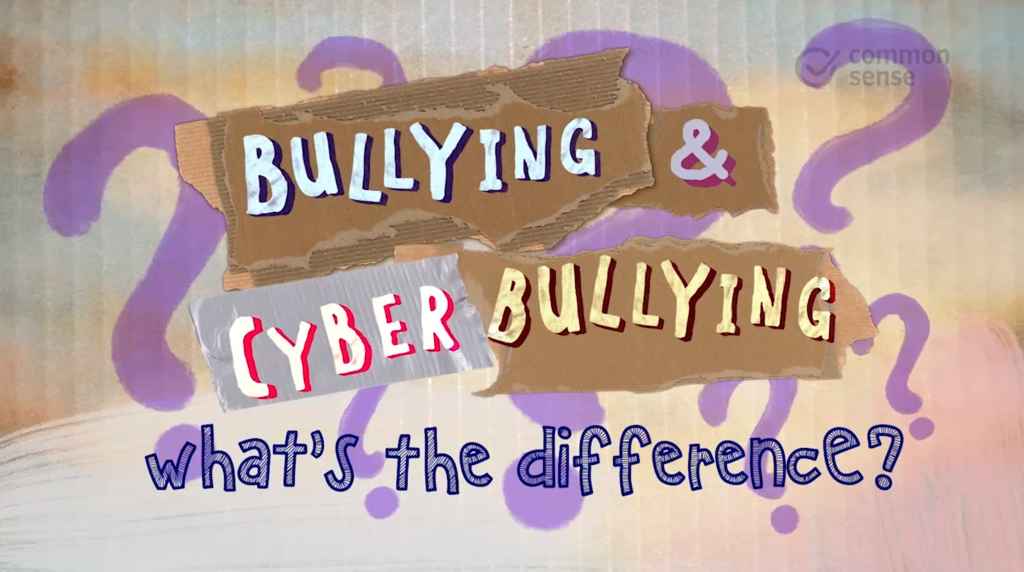 Bullying vs Cyberbulling