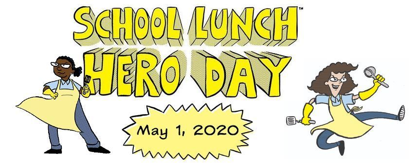 Giving a Shout Out To Our Spartan School Lunch Heroes!