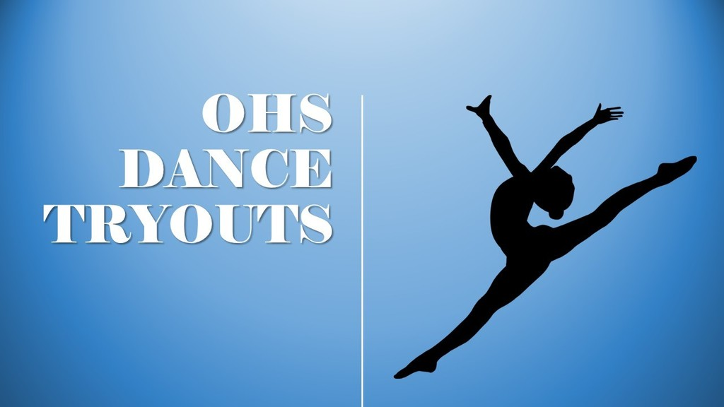 OHS Dance Tryouts