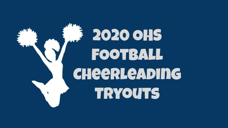 2020 OHS Cheerleading Tryouts
