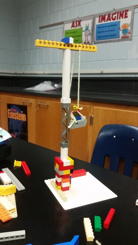 8th Grade STEM - Student Projects