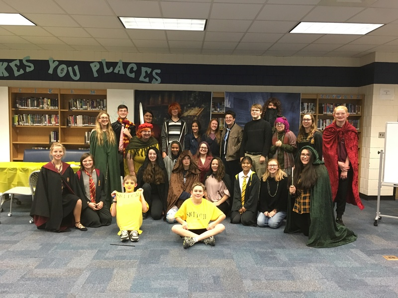 Harry Potter Family Fun Night a Huge Success!
